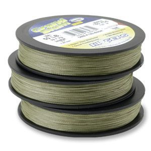 GRD SLM BRAID 15 GREEN 150YD