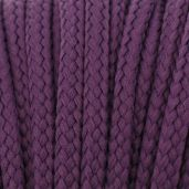 JEWELRY CORD 4 mm Violet