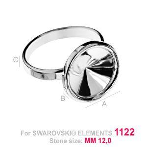 OKSV 1122 12MM S-RING ver.2