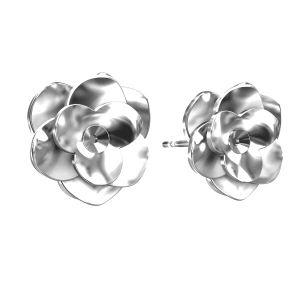 Rosa orecchini ODL-00041 KLS
