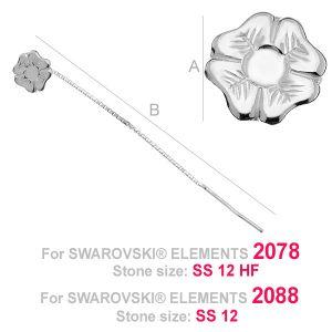 PPK 001 - Fiore KLA (2078 SS 12 HF & 2088 SS 12 F)
