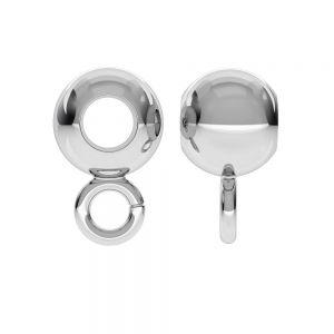 CON 1 P2L 6,0 F:3,2 - Perline, argento 925