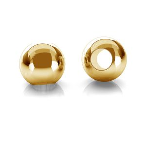 Perline 2mm oro 14K P2LZ 2,0 F:0,9