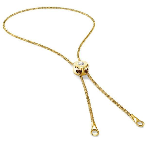 Coreana base della collana S-CHAIN 12 - 70 cm