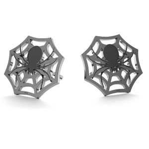 Ragno halloween orecchini, LK-1029 - 0,50