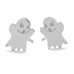 Fantasma halloween ciondolo, LK-1015 - 0,50
