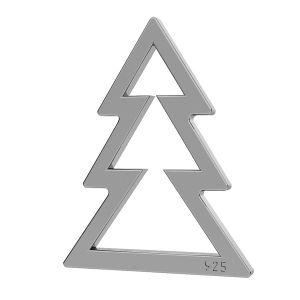 Albero di Natale pendente LK-1050 - 0,50