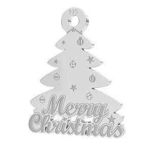 Albero di Natale pendente LK-1086 - 0,50