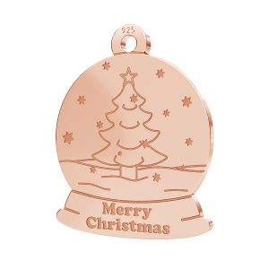 Albero di Natale pendente LK-1088 - 0,50