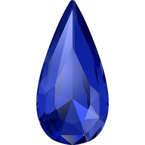 Teardrop Fancy Stone, Swarovski Crystals, 4322 MM 10,0X 5,0 MAJESTIC BLUE F
