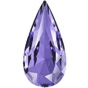 Teardrop Fancy Stone, Swarovski Crystals, 4322 MM 10,0X 5,0 TANZANITE F