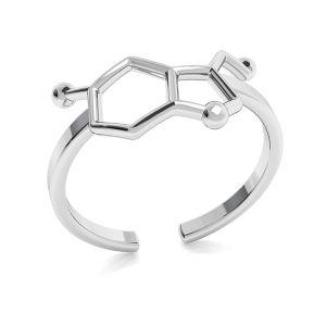 Segno di infinito anello, argento 925, ODL-00349