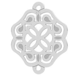 Rosone ciondolo, argento 925, LK-1259 - 0,50