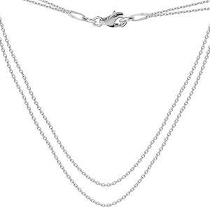 Collana base, argento 925, S-CHAIN 16 (A 030)