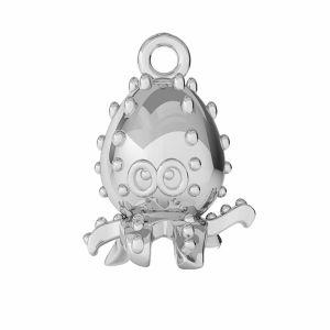 Polpo pendente, argento 925, ODL-00362