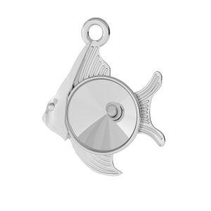 Pesce pendente Rivoli 8mm, ODL-00363 (1122 SS 39)