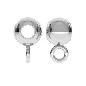 P2L  4,0 F:1,8 (CON 1) - Perline, argento 925