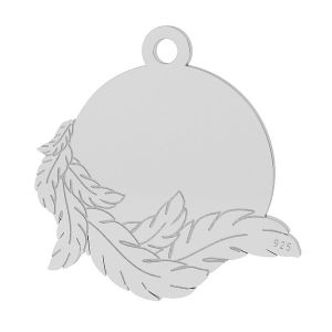 Ali pendente, argento 925, LK-1467 - 0,50