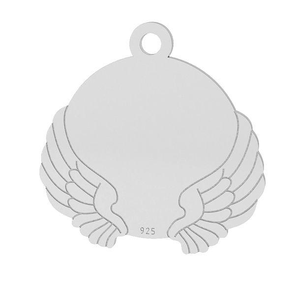 Ali pendente, argento 925, LK-1469 - 0,50