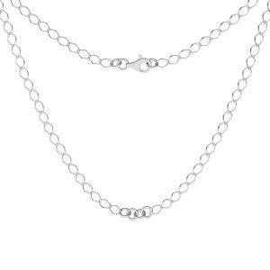 Collana base, argento 925, S-CHAIN 27 (R1 50)