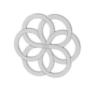 Openwork pendente argento 925, LKM-2030