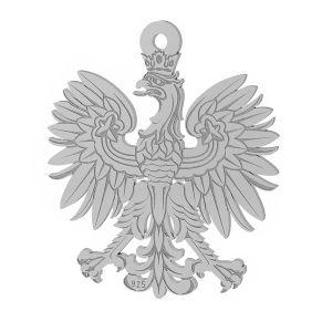 Aquila pendente argento 925, LKM-2041