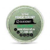 Pigmento perlato - verde, 3 g