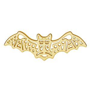 Pipistrello pendente argento, LK-1559 - 0,50