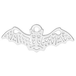 Pipistrello pendente argento, LK-1560 - 0,50