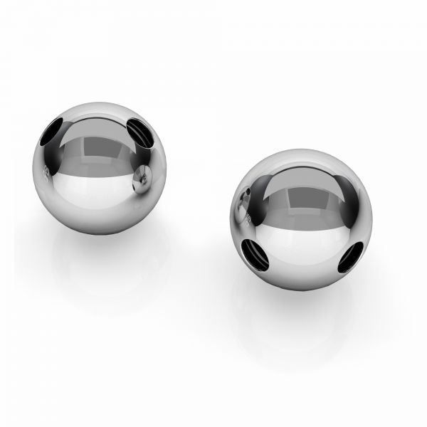 P2CH  8,0 F:1,5 - Perline, argento 925
