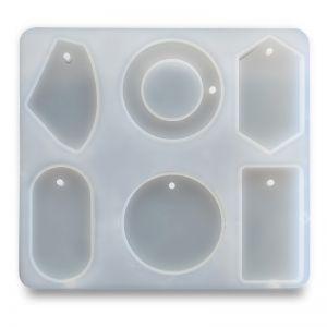 BAR PVC 3, Tappi per orecchini in silicone
