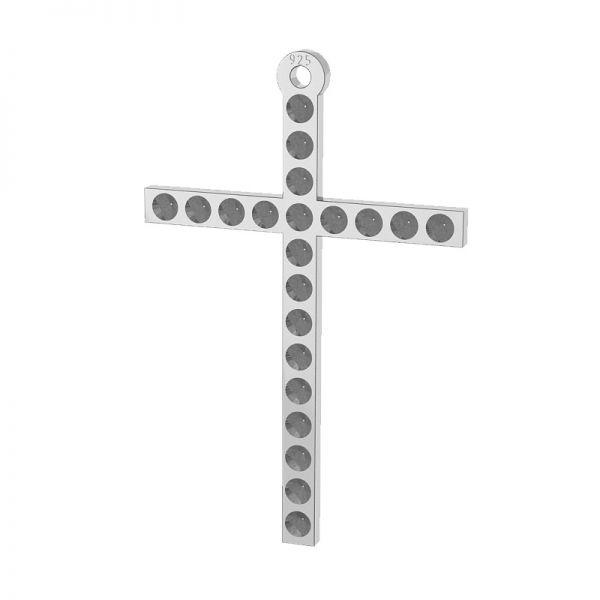 Trifoglio pendente argento 925, LKM-2119 (1028 PP 4)