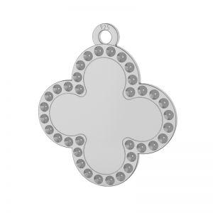 Trifoglio pendente argento 925, LKM-2134 - 0,80 (1028 PP 4)