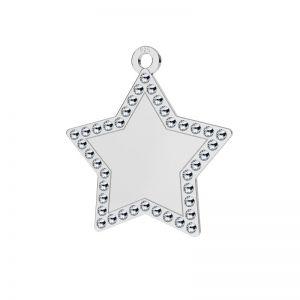 Stella pendente argento 925, LKM-2132 - 0,80 ver.2