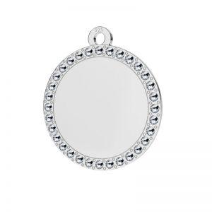Il giro pendente argento 925, LKM-2133 - 0,80 ver.2