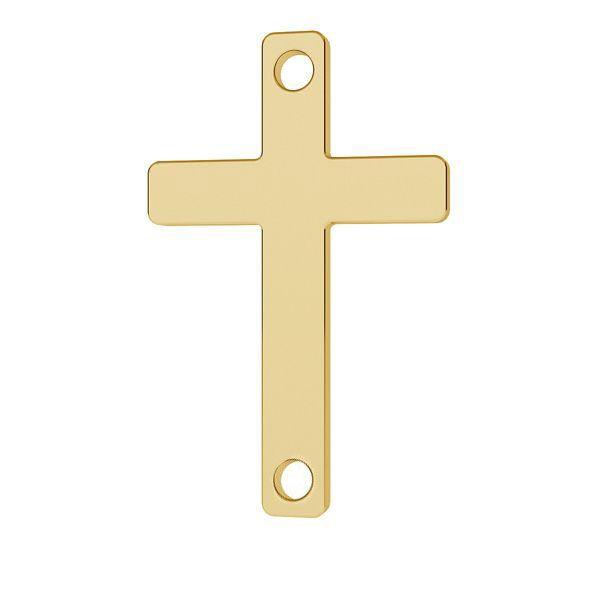 Crocifisso pendente oro 14K LKZ-01570 - 0,30