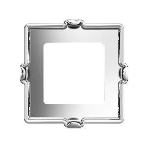 4447/S MM 12,0 3PH2OH - Rhodium Plating Tombac