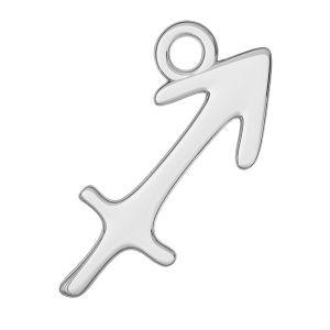 Sagittario pendente zodiaco, argento 925, ODL-00533