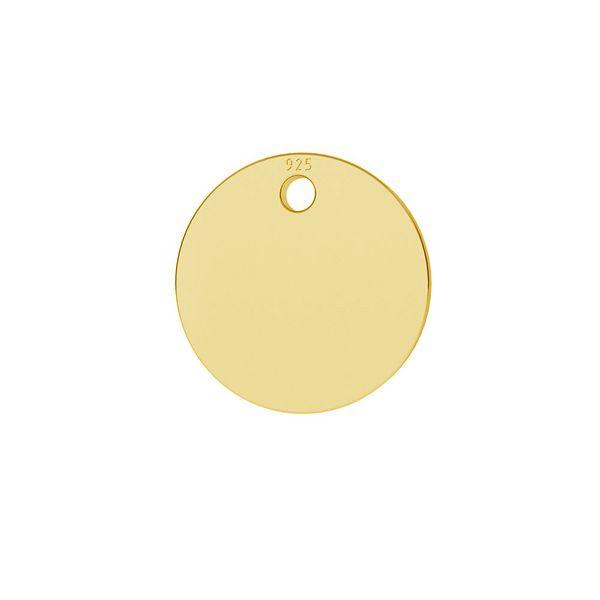 Il giro pendente argento 925, LKM-2013