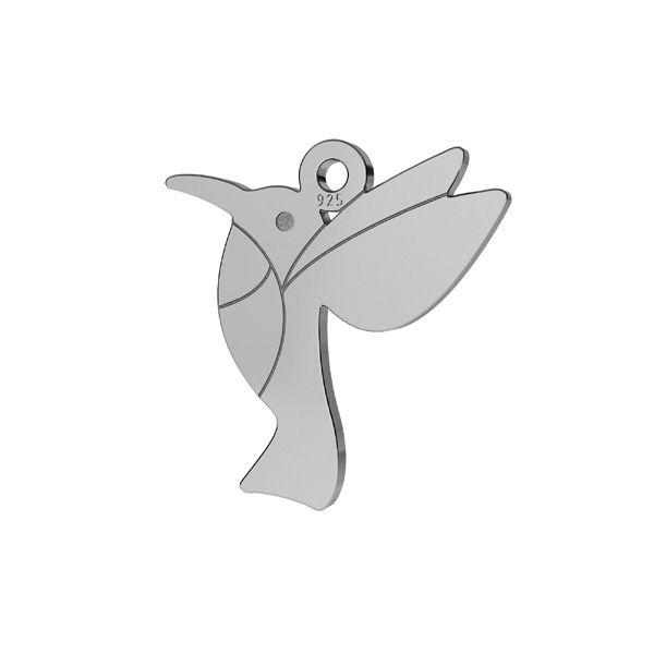 Colibrì pendente argento, LKM-2266 - 0,50