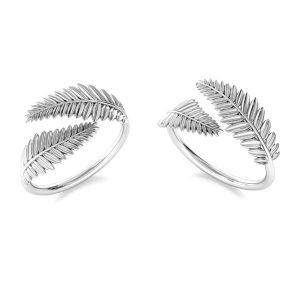 Anello di foglie argento, ODL-00602
