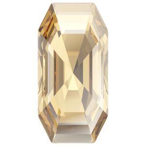4595 MM 20,0X 10,0 CRYSTAL GOL.SHADOW (Elongated Imperial Fancy Stone)