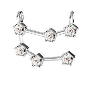 Gemelli pendente zodiaco*argento 925*ODL-00650