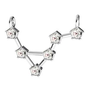 Libra pendente zodiaco*argento 925*ODL-00655