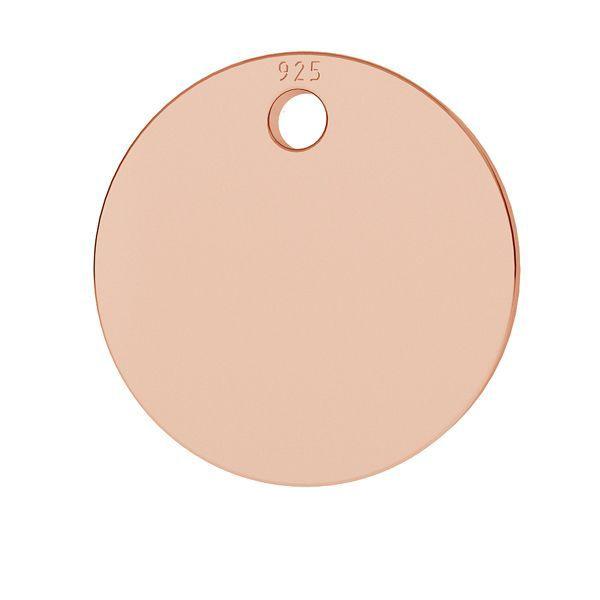 Il giro pendente argento 925, LKM-2001