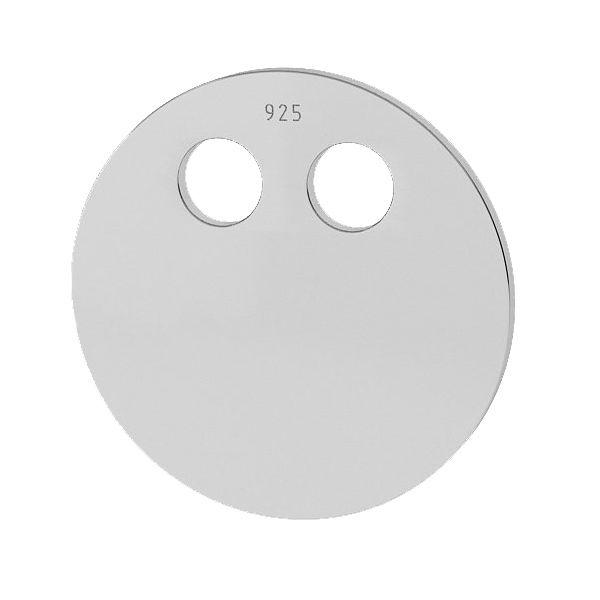 Il giro pendente argento 925, LKM-2032