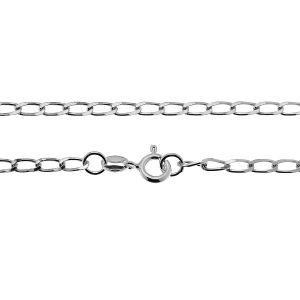 Catena Cordolo*argento 925*PD 70 (38 cm)