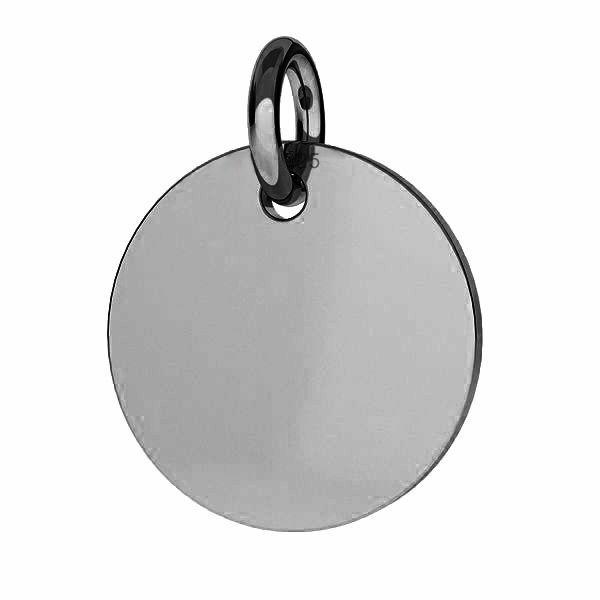 Il giro pendente argento 925, J-LKM-2001 - 0,40 22x22 mm