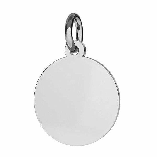 Il giro pendente*argento 925*J-LKM-2007 - 0,80 12x14 mm