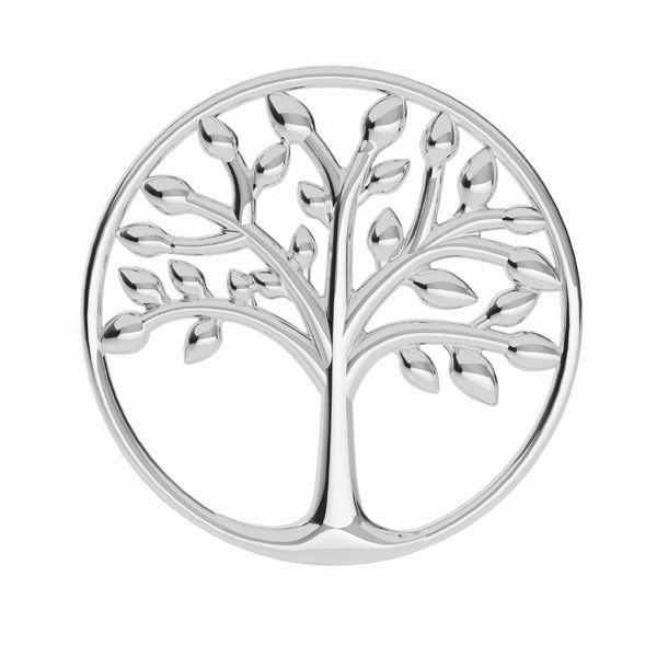 Albero della vita pendente argento 925, LKM-2028 - 0,50
